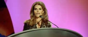 Maria Shriver, Founder of A Woman's Nation, initiator of The Envelope Please