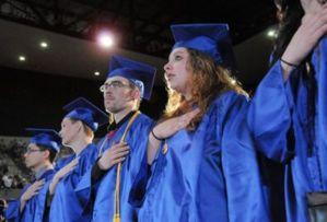 Portland Community College graduation