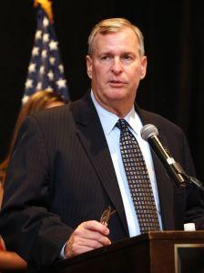 Indianapolis, Indiana Mayor Greg Ballard says he's fed up with Oregon's liberal laws