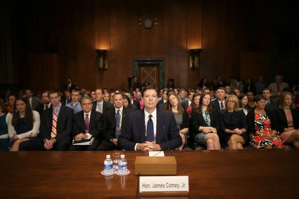 James+Comey+Jr+Senate