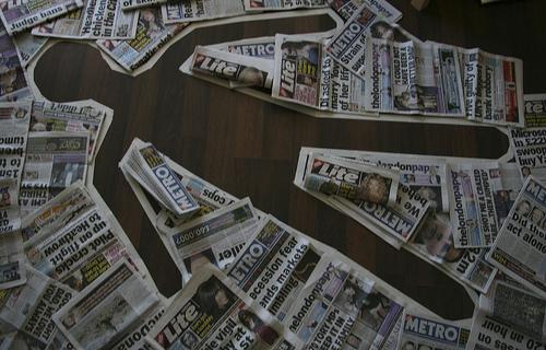 newspaperdeath