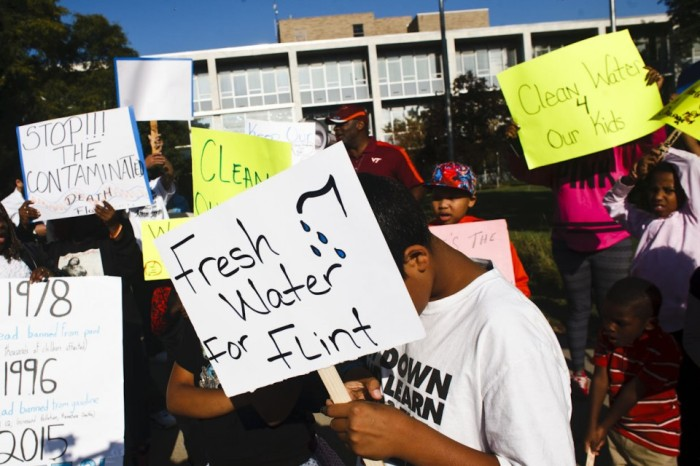 flintwaterprotest