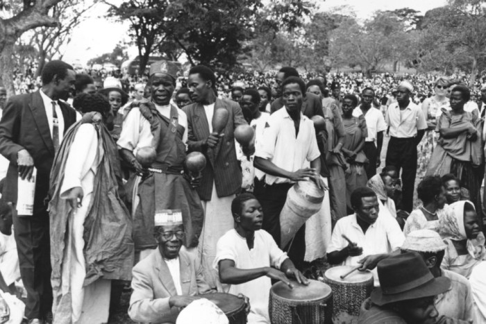 ugandaIndependence