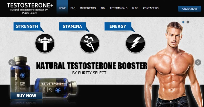 testosterone plus ad